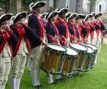 Fife & drum corps